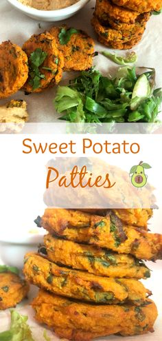 Who wants a delicious, cafe style breakfast without leaving the house? These vegan, Sweet Potato Patties are so easy to make, you'll be inviting everyone over to eat at your place! Kid Meals, Easy Meals For Kids, Family Meals, Vegan Patties, Patties Recipe, Baby Food Recipes, Easy Recipes, Healthy Recipes, Sweet Potato Patties
