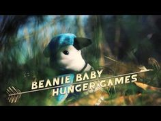 the beanie baby hunger games - hehe