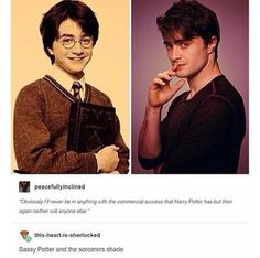 Sassy Harry Potter and the Sorcerer's Shade