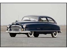 1950 Nash Ambassador Two Door Sedan
