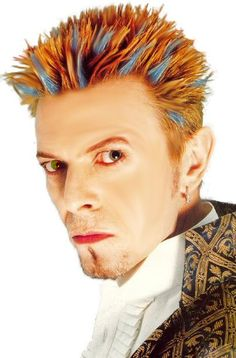 """Art of the Front Man # DAVID BOWIE """"The Man Who Fell To Earth"""" If """"they """"walk among us David Bowie was definitely one of them. My first collaboration with David Bowie was two remixes [. David Bowie, David Jones, Man In Love, The Man, Ziggy Played Guitar, The Thin White Duke, Major Tom, Ziggy Stardust, Portraits"""