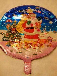Balão Natal