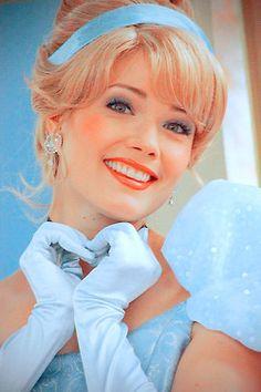 Headband and dress fabric detail.  . mine disney disneyland cinderella Disney Princess walt disney world WDW princess Cinderella dl because i