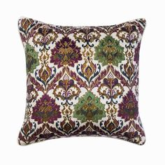 24x24 Cotton Linen Pillow Sham Covers Square Zardozi Abstract Sparkly Glitter Pillows Cover Taupe Pillows Cover Taupe Carnival