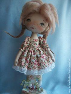 Коллекционные куклы ручной работы. Ярмарка Мастеров - ручная работа Малышка Дашенька. Handmade.