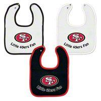 San Francisco 49ers Three Bib Set  $18.99