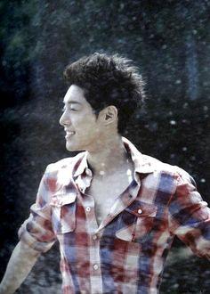Kim Hyun Joong ♡ plaid ♡ Kdrama ♡ Kpop ♡