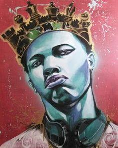 'Crown' by Derrock Burnett #TakeDaCrown #EmpireSeason2 #DerrockArt
