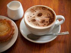 Jason Voorhees cappuccino