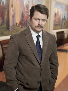 Ron Swanson rules