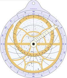 Planispheric astrolabe - Astrolabe - Wikipedia, the free encyclopedia