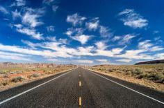 A wide-open road. #cntroadtrip