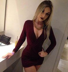 "387 Me gusta, 8 comentarios - Moda feminina & afins (@modafemininaeafins__) en Instagram: ""Look da noite, usariam? ativem as notificações  {Sigam: @meninadentrodamoda} {Sigam:…"""