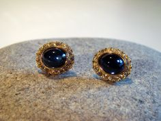Stunning 1960's Rhinestone Jelly Belly by AntiqueAlchemists, $12.00