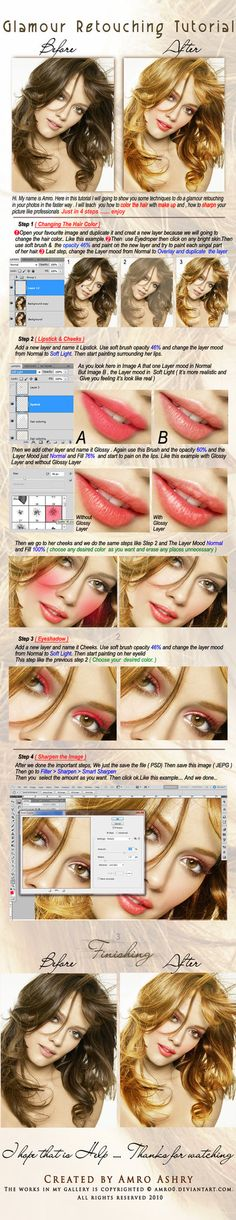photoshop retouching face #photoshoptutorial
