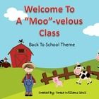 This Back To School Theme features a cow and farm theme.    It includes:  2-Blank Letter templates- Can be used for letters, posting the class list, ...
