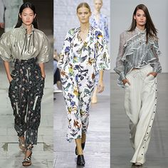 Every SS17 trend on one spot to make your spring shopping much simpler:
