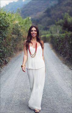Bikini Cleanse founder Nicole Pollard Bayme in Antigua, Guatemala