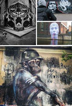 Street Art in Europe