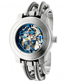 Android AD520BBU Hydraumatic G7 Automatic Skeleton Watch For Men