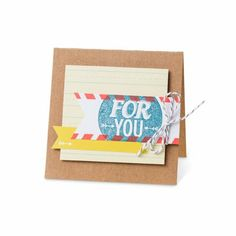 More Everyday Occasions Card Samples | Denise Foor Studio PA  Stampin' Up!