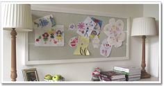 Childrens noticeboards, childrens memo boards