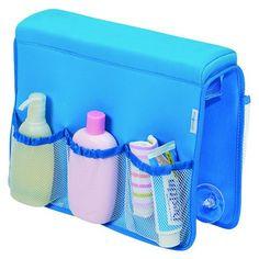 Tub Saddle Storage - Blue
