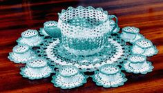 all types of crochet stiffeners- commercial and DIY w/ recipes