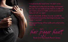 Hair Trigger Heart by Aubrey Gross Watch Netflix, Making Out, Heart
