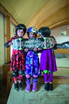 Meet The Inspirational, Adorable And Utterly Badass Skater Girls Of Kabul