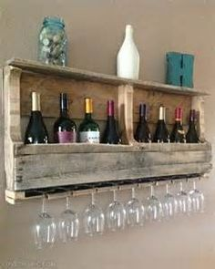 Rustic DIY Furniture With Pallets. I WOULD LOVE TO MAKE THIS!!