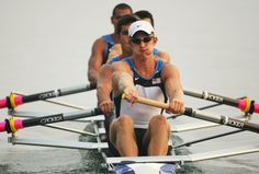 Brett Newlin, USA Rowing