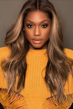 Shop our online store for Brown hair wigs for women.Brown Wig Lace Frontal Hair Blond Ombre Bob From Our Wigs Shops,Buy The Wig Now With Big Discount. Frontal Hairstyles, Weave Hairstyles, Straight Hairstyles, Blonde Hairstyles, 1930s Hairstyles, Amazing Hairstyles, Hairstyles 2016, Elegant Hairstyles, Wedding Hairstyles