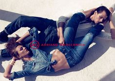 AG Jeans Fall 2012 Campaign