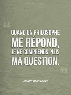 desproges Gags, Real People, Sentences, This Or That Questions, Humour, Jokes Quotes, Tumbling Quotes, Frases, Humor