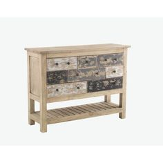 Piccadilly Shabby Chic Painted Console Table