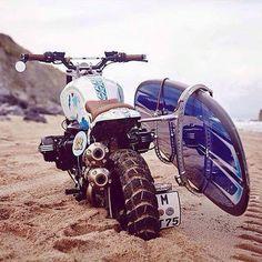 Bmw R nine T - by @fm_786 #Bmw #BmwBikes #BmwMotorrad #RnineT #motosiklet #motorcycle #Custom #cafe #caferacer #caferacerxxx #MotorcycleDreams by motorcycledreams http://overboldmotor.co