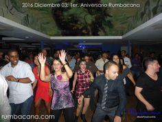 #Rumba #Aniversario en @Cibo_Club con La @SeptimaBohemia  Diciembre 03 2016  #Rumbacana #BailaParaDivertirte  #SanoVicioDeBailar