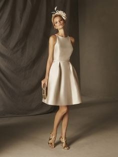 White dress I'd make this in tulle