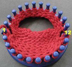 Knifty Knitter Socks Tutorial