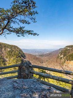 Cloudland Canyon State Park: winter hiking adventures