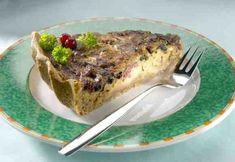 Poro-sienipiirakka ruiskuoreen Banana Bread, Steak, Desserts, Food, Tailgate Desserts, Deserts, Essen, Steaks, Postres