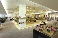 Barneys' New Designer Shoe Floor: Bigger, Better