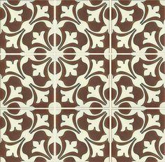 A modern interpretation of a Spanish accent tile (Spanish Colonial Revival) Spanish Colonial Decor, Spanish Style Homes, Spanish Pattern, Spanish Tile, Graphic Patterns, Print Patterns, Pattern Designs, Mosaic Patterns, Textile Patterns
