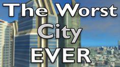 The worst city ever - Kilian Experience