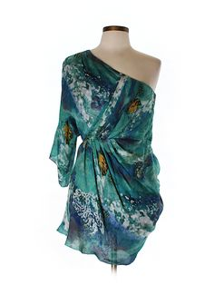 Check it out—Catherine Malandrino Silk Dress for $84.99 at thredUP!