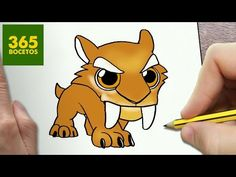 COMO DIBUJAR SID KAWAII PASO A PASO - Dibujos kawaii faciles - How to draw a SID - YouTube