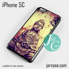 buddha vintage Phone case for iPhone 5C and other iPhone devices