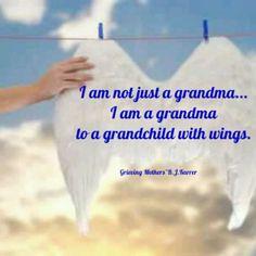 Grandma of an angel