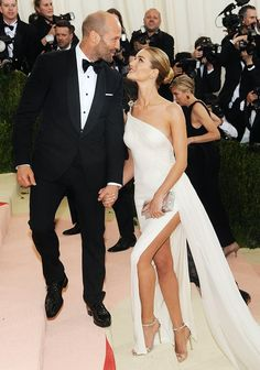 Rosie Huntington-Whiteley + Jason Statham - The couple's rep confirmed the news to People magazine after Huntington-Whiteley walked the 73rd annual Golden Globes red carpet on Sunday, Jan. 10, 2016